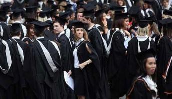 """الطلبة الجامعيون في بريطانيا يطالبون بإجراء استفتاء ثان حول """"البريكسيت"""""""