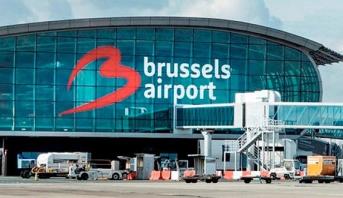 """عاصفة """"سيارا"""".. إلغاء نحو ستين رحلة جوية بمطار بروكسيل"""