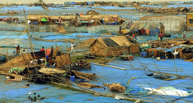 Le cyclone Bulbul fait au moins 22 morts au Bangladesh et en Inde