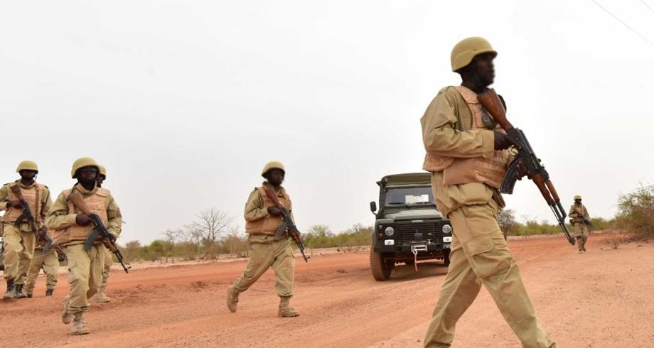 بوركينا فاصو: ثمانية قتلى خلال عملية سطو مسلح في منجم للذهب