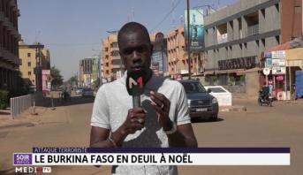 Le Burkina Faso en deuil à Noël après une sanglante attaque