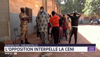 Burkina Faso- Présidentielle: L'opposition interpelle la CENI