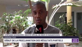Burkina-Faso: début de la proclamation des résultats partiels