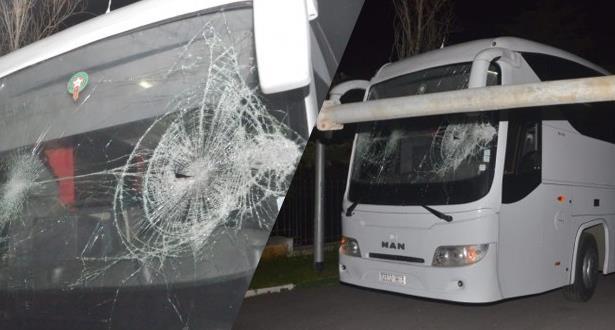 حافلة خصم الوداد في دوري الأبطال تتعرض لحادث سير بالرباط