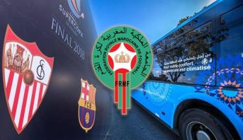 """بلاغ حول نقاط انطلاق الحافلات المجانية لنقل جماهير """"السوبر"""" الإسباني بطنجة"""