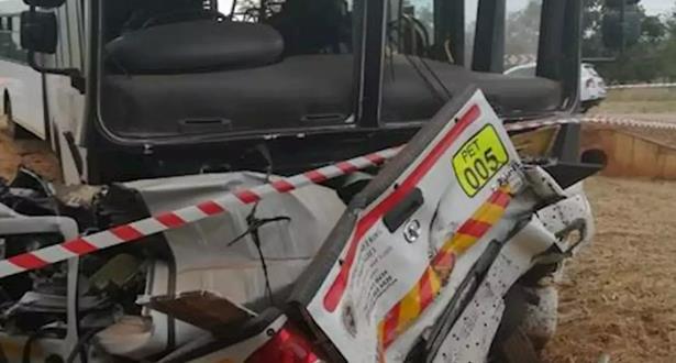 Afrique du Sud: Plus de 20 morts dans un accident de la circulation au Limpopo