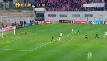 """""""الكاف"""" .. الإسماعيلي المصري يسقط في فخ التعادل أمام قسنطينة الجزائري"""