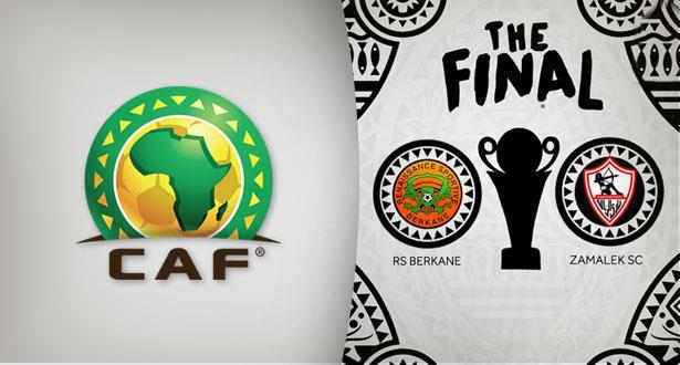 Coupe de la CAF (finale aller) : Le Zambien Janny Sikazwe pour officier Berkane-Zamalek