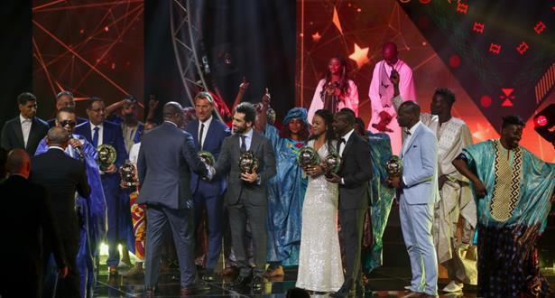 CAF Awards 2018 à Dakar: 2è Ballon d'Or pour Mohamed Salah, le Maroc en vedette
