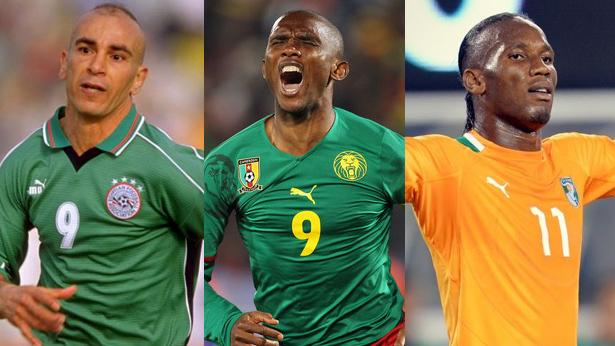 كأس أمم إفريقيا  .. هدافون طبعوا تاريخ الكرة الإفريقية