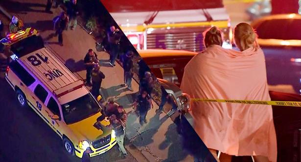 الكشف عن هوية مرتكب حادث إطلاق النار في كاليفورنيا