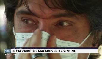 Coronavirus: le calvaire des malades en Argentine