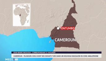 Cameroun : plusieurs civils tués dans un nouveau massacre en zone anglophone