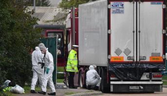 شاحنة الجثث ببريطانيا .. اعترافات السائق