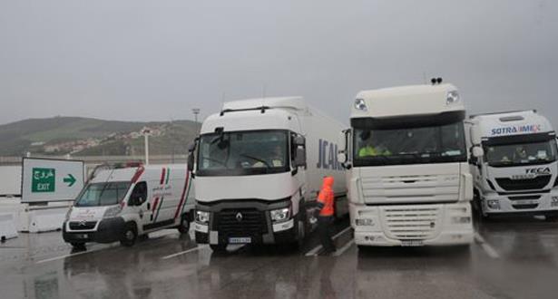 موريتانيا.. توفير كافة التسهيلات لسائقي الشاحنات المغاربة لتموين السوق المحلية بالمواد الغذائية
