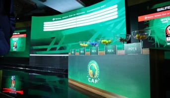 نتائج قرعة التصفيات المؤهلة لنهائيات كأس أمم إفريقيا 2021