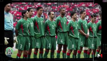 """كان ياما CAN > """"كان2004"""" بتونس ، فرحة لم تكتمل لـ """"الأسود"""" .. وليد الركراكي يسترجع ذكريات رائعة"""