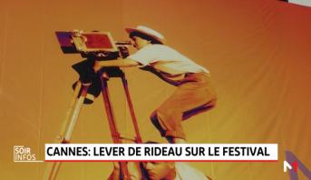 Coup d'envoi de la 72e édition du Festival de Cannes