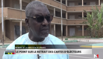 Sénégal: Sur la route des présidentielles - Distribution des cartes électeurs  (Épisode 5)