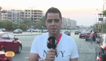 نوفل في لكان > تقرير العواملة حول الطفل التطواني ريان ورسالة رونار للجماهير المغربية