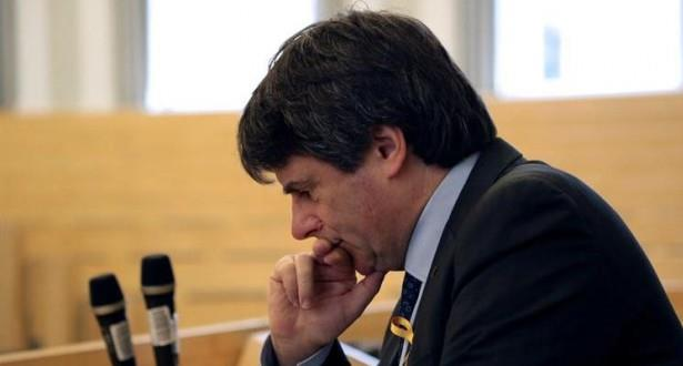 Chronique UE: Carles Puigdemont sur le point de perdre son immunité