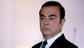 """حملة الأسهم في """"نيسان"""" يقيلون كارلوس غصن من مجلس الإدارة"""