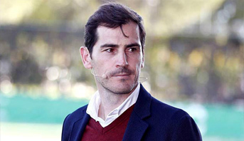 كاسياس ينسحب من السباق على رئاسة الاتحاد الإسباني لكرة القدم