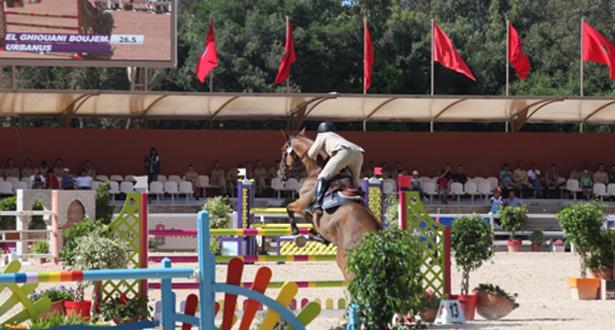 الفارس زكرياء بوبوح يفوز بالجائزة الكبرى للملك محمد السادس للقفز على الحواجز