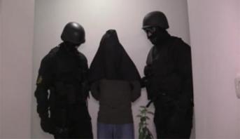 """تفكيك خلية إرهابية تتكون من أربعة متشددين موالين لـ""""داعش"""" ينشطون بمنطقة الحوز"""