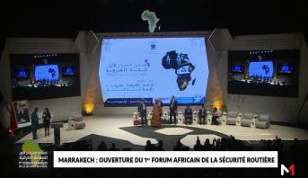Edition Spéciale > Cérémonie d'ouverture du 1er  Forum Africain de la sécurité routière