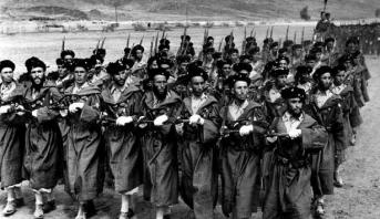 مائوية هدنة 1918 .. حفل تكريمي بمدينة بيتز للجنود المغاربة الذين سقطوا في ساحة المعركة