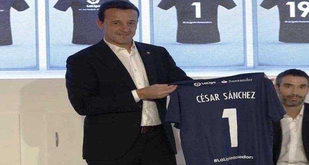 César Sanchez nouveau directeur sportif de FC Valence