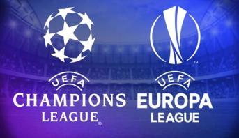 قرار الويفا بخصوص نهائي دوري الأبطال واليوروبا ليغ