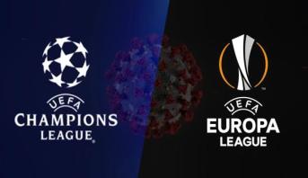 """تأجيل جميع مباريات دوري الأبطال و""""يوروبا ليغ"""" الأسبوع المقبل"""