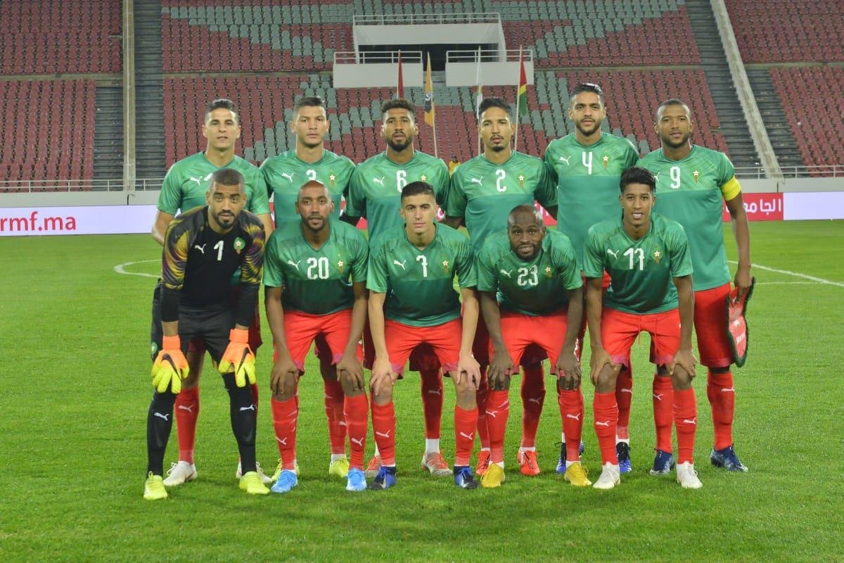 CHAN-2021 : le Maroc bat le Togo (1-0)