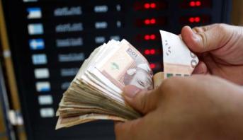 Cours de change des devises étrangères contre le dirham marocain