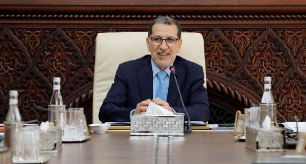 جدول أعمال مجلس الحكومة يوم الخميس 05 دجنبر
