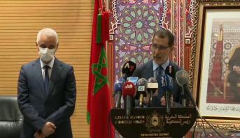 رئيس الحكومة: المغرب من أكثر البلدان الآمنة في العالم بفضل الجهوذ المبذولة لمحاربة تفشي فيروس كورونا