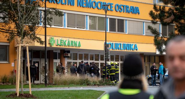 L'auteur de l'attaque dans un hôpital tchèque s'est suicidé