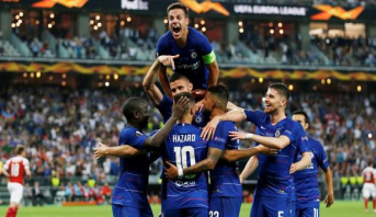 Chelsea remporte l'Europa League