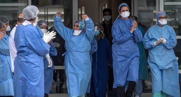 Covid-19 : 6 nouvelles rémissions, 2 nouveaux cas confirmés à Marrakech-Safi