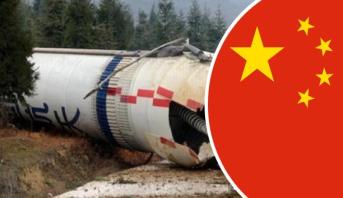 الصين تختبر بنجاح تكنولوجيا التحكم الدقيق في مواقع هبوط حطام الصواريخ