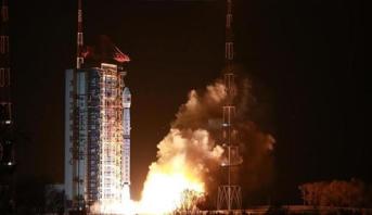 الصين تطلق قمرا صناعيا عالي الدقة إلى الفضاء للمراقبة