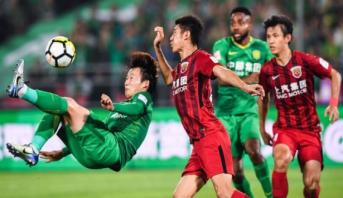 الاتحاد الصيني لكرة القدم يعلن عن انطلاق الدوري في 25 يوليوز