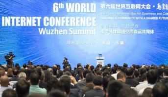 الصين تحتل المركز الثاني عالميا في تطوير الانترنت