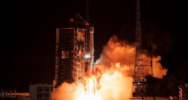 الصين تطلق قمرا صناعيا جديدا لتكنولوجيا الاتصالات