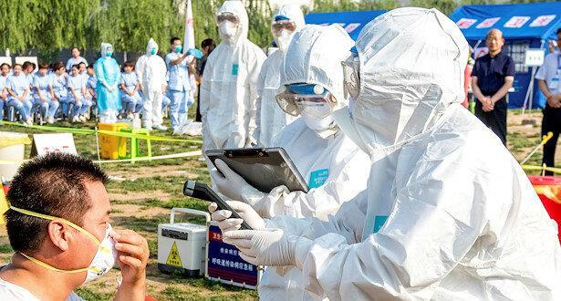 ترجيح إصابة المئات بفيروس غامض في الصين