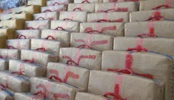 Saisie de plus de deux tonnes de chira à Al Hoceima (douane)