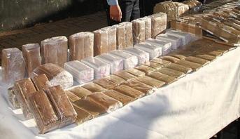 الجمارك تحجز أزيد من 8 أطنان من مخدر الشيرا منذ بداية أكتوبر 2019