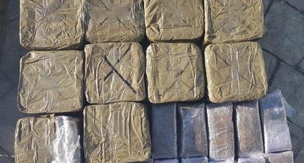 حجز أزيد من 4 أطنان من مخدر الشيرا جنوب مدينة طنجة